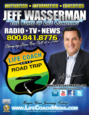 Jeff Wasserman - Life Coach Road Trip