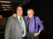 Larry King - Jeff Wasserman